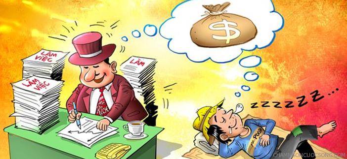 12 thói quen giữa người giàu và người nghèo