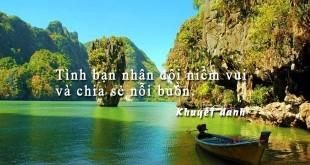tinhban621 310x165 - Tình bạn nhân đôi niềm vui và chia sẻ nỗi buồn.