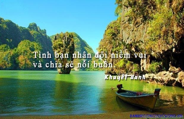 tinhban621 - Tình bạn nhân đôi niềm vui và chia sẻ nỗi buồn.