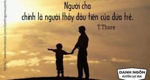 503 310x165 - Người cha chính là người thầy đầu tiên của đứa trẻ
