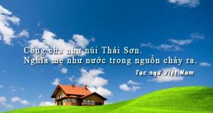 danhngongiadinh72 310x165 - Công cha như núi Thái Sơn. Nghĩa mẹ như nước trong nguồn chảy ra