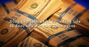 danhngontienbac71 310x165 - Đồng tiền hiếm nhất, đó là đồng tiền đã được tiêu một cách khôn ngoan