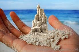 lau dai cat - Lâu đài cát