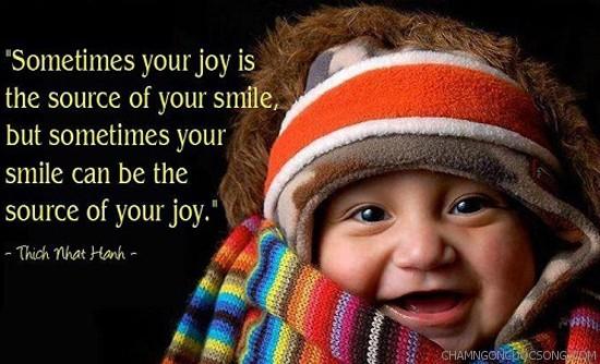 cau noi giup mim cuoi 2 -  Những câu nói giúp bạn mỉm cười