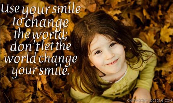 cau noi giup mim cuoi 3 -  Những câu nói giúp bạn mỉm cười