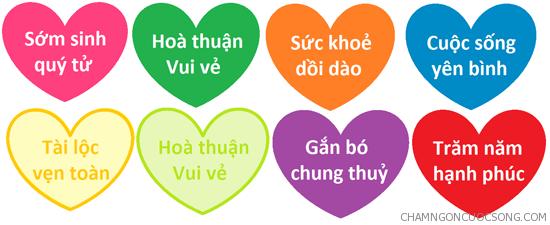 nhung loi chuc dam cuoi 1 - Những lời chúc đám cưới hay và ý nghĩa nhất