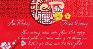 nhung loi chuc mung nam moi 1 310x165 - Những lời chúc mừng năm mới hay nhất