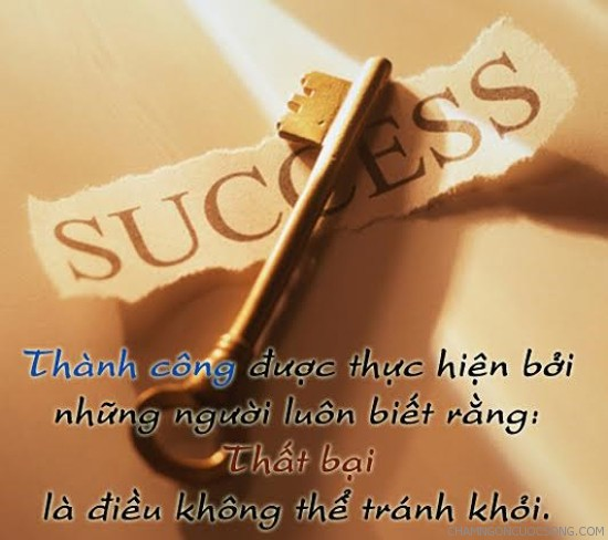nhung cau noi hay ve thanh cong 3 - Những câu nói hay về thành công