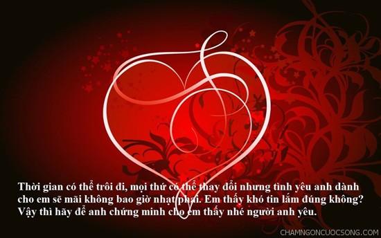 nhung loi chuc valentine hay nhat 2 - Những lời chúc trong ngày lễ Valentine hay nhất