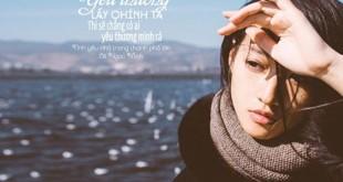 cham ngon tinh yeu 924 310x165 - Nếu tự bản thân không yêu thương lấy chính ta Thì sẽ chẳng có ai yêu thương mình cả.