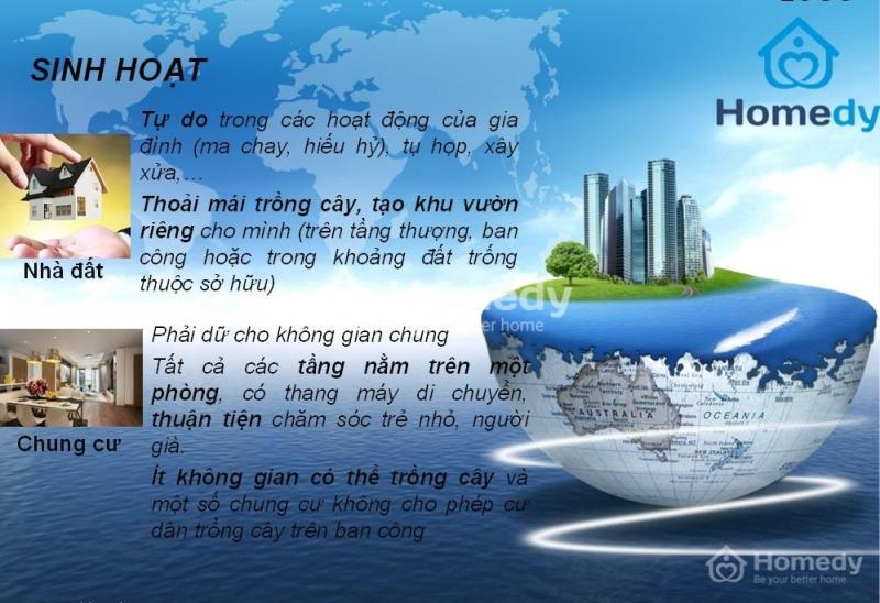 cau hoi khong bao gio cu nen mua chung cu hay nha mat dat tai ha noi 10 - Câu hỏi không bao giờ cũ: Nên mua chung cư hay nhà mặt đất tại Hà Nội?